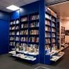 HPL boekenkast vooraanzicht